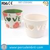 Special creative design valentine cup Ceramic Bisque