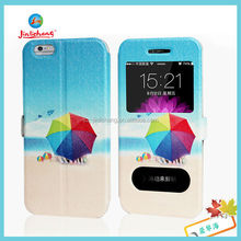 new arrivel high quality wholesale leather case for iphone6, hot selling for iphone6