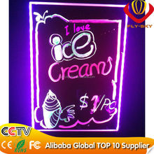 Electronic Components & Supplies new LED items led writing board for shops adveriting
