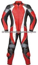Vector Pro 2-Pcs Race Quality Leather Suit