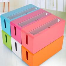 New Design Small Size Plastic Wire Storage Box
