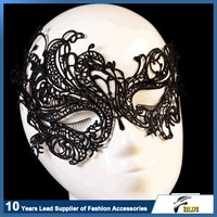 Most popular Fashion Venice mask Lace Sexy Masquerade Party Mask for sale