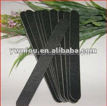 WF-1 Professional Black Wood disposable nail file