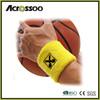 promotional sport cotton tennis sweatband /custom sweatband wristband