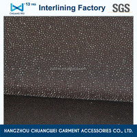 Factory directly provide best sales polyester cationic interlock knitted fabric
