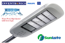 Ip68 polvo y al agua luz de calle llevada fabrica philip chip luz de calle llevada Sunlaite