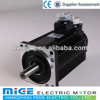 1500W,110mm servo motor for CNC