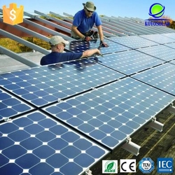 New product made in guangzhou china solar panel production line