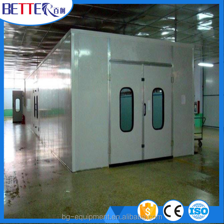 best quality auto paint booth paint spray booth for sale. Black Bedroom Furniture Sets. Home Design Ideas
