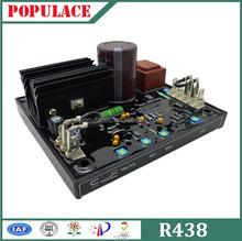 12v dc voltage regulator circuit R438 AVR China made