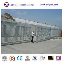 2015 high quality retractable safety gate