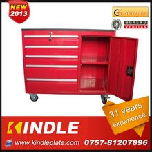 Kindle 17-Drawers,4 Casters Stable Steel Garage Tool Cabinet tool boxes for car trunk