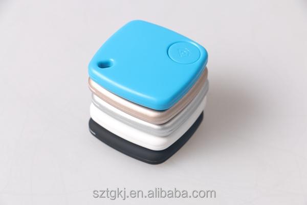 Cell phone finder keychain