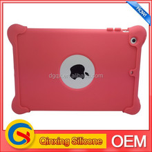 Cute silicone case for ipad mini made from China supplier