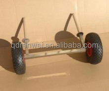 foldable trolley/Folding Beach Kayak Cart/kayak trolley
