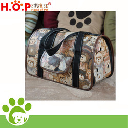 Hot selling pet dog carrier pet outside bag Classic Pet Carrier bag