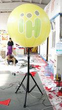 inflatable led balloon/inflatable stand light balloon/tripod ball