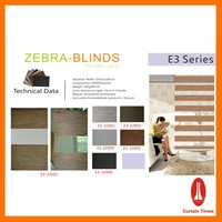 Koreas fabric roller blinds/manual korea roller shade