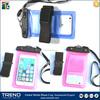 mobile phone waterproof bag, waterproof smartphone bag for iphone