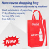 Polypro Non woven bags / 15 kgs loading capacity / Fast delivery