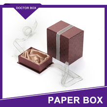 Custom Made Logo Printed Jewelry Boxes Wholesale/Luxury Paper Cardboard Packaging Jewelry Gift Boxes