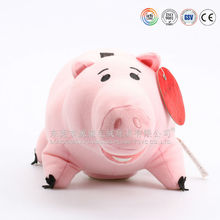 Hand Cute Round Pig Stuffed Animal