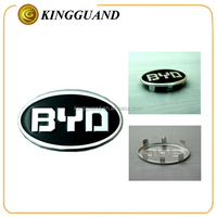 Wholesale with high quality shiny material car emblems for sale