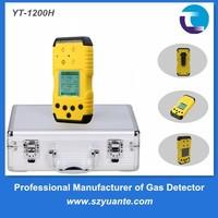 Portable diffusion type 0-100%VOL nitrogen N2 purity gas analyzer
