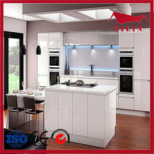 With well feed back high quality cheap kitchen cabinets design
