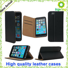 for iphone 6 leather cell phone case