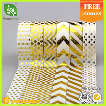 All Gold Foil Washi Masking Tape