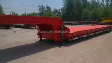 Alibaba china new products low bed trailer chassis