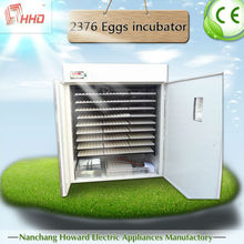 CE certificate love birds /chicken/quail egg incubatorfor sale made in HHD ,china