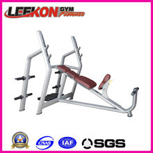 exercise equipment padding Olympic Decline bench