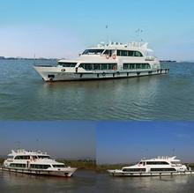 200 Seats Fiberglass sightseeing resort boat