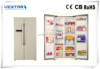 2015 vestar refrigerator sharp side by side refrigerator