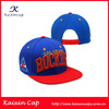 wholesale top quality custom mixed colored 3d embroidered snapback cap