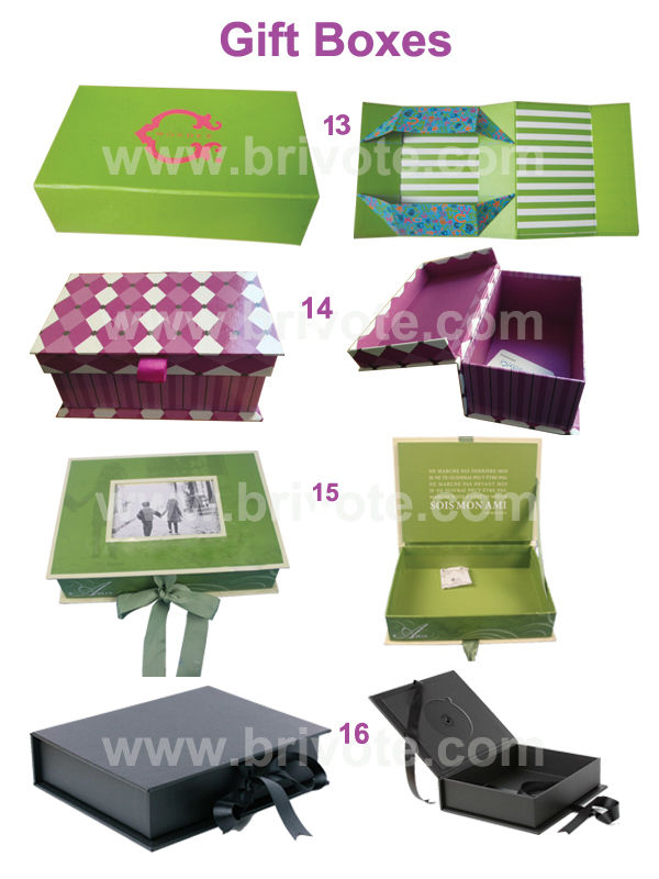 Customize paper magnetic gift box coardboard box wholesale for gift