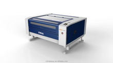 Gweike laser cutting machine Storm1390 for arts/computerized embroidery working area is 1300*900mm