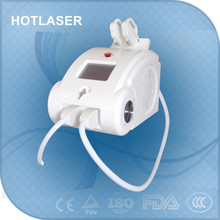 e-light+ipl rf+nd:yag laser for hair removal and skin rejunavetion beauty machine with CE Approval