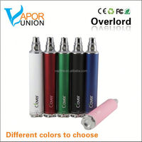 2015 mosler ecig 2600mah usb passthrough battery clover overlord 2600mah battery are electronic cigarette cartridges universal