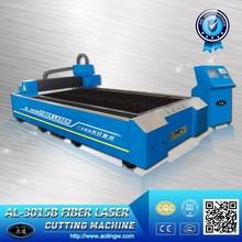 Supply New Fashion 500W Fiber CNC Laser Cutting Machine Stainless Steel