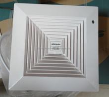 """Ceiling mounted exhaust fan,kitchen ceiling exhaust fan,small bathroom exhaust fan 8"""" 10"""" 12"""" model BPT10-43-1"""