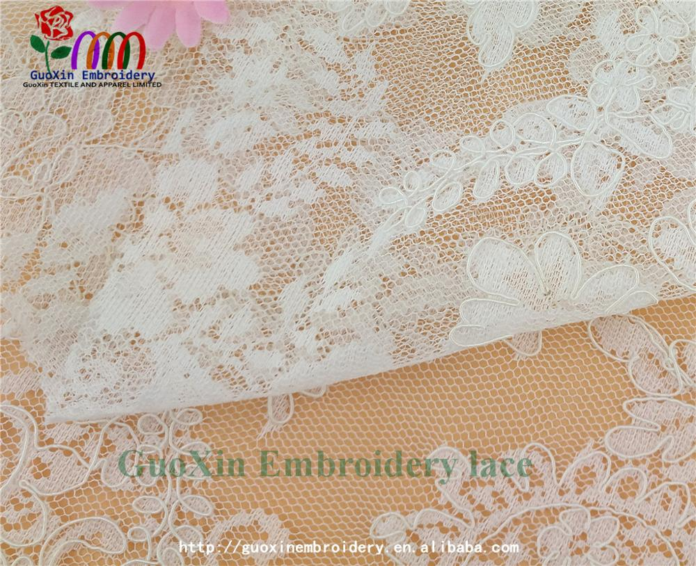 high quality designer bridal sarees image lace embroidery lace fabric with cording (2).jpg
