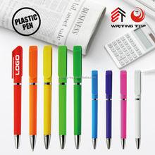 2015 Wholesale School Supplies Cute design plastic pen
