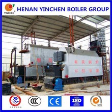 Super practical horizontal small boilers solid fuel
