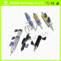 High Precision stainless steel thimble type liquid dispensing valve/silicone dispensing valve