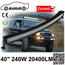 41.5 Inch Offroad Truck Jeep Auto 240W 4x4 Curved LED Light Bar