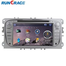 ford focus wince 6.0 car stereo bluetooth gps navigation