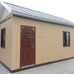 Flat Packed Light Solid Easy Assembled Site Container Office